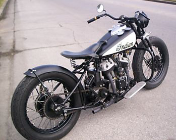 1939 Scout bobber